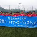2017むらせライス杯Uー14横須賀サッカーフェスティバル結果