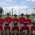 神奈川県U15サッカーリーグ1stステージ